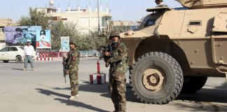 Blast kills two at voter registration centre in Afghanistan