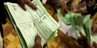Work on printing, dispatch of ballot papers completed: ECP