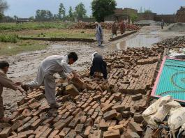 One killed in rain, storm related incidents in KP