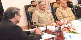 National Security Committee reviews internal, external security, LoC situation