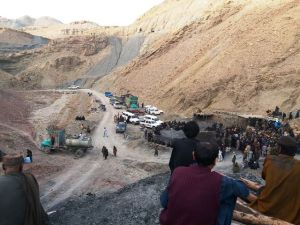 Death toll mounts to 16 in Quetta coalmine collapse