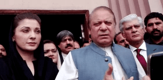 Nawaz Sharif assures to unveil facts behind 2014 sit-ins