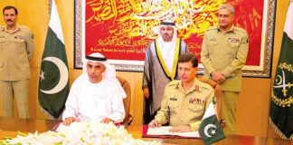 Pakistan, UAE sign $200m cooperation deal