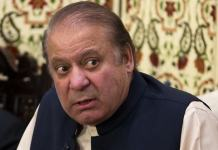 Nawaz to return to Pakistan after his wife's health improves