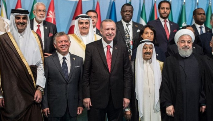OIC summit urges international force to protect Palestinians