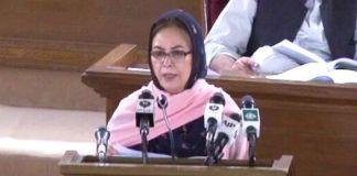 Balochistan Finance Adviser Dr Ruqayya Hashmi resigns