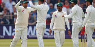 Pakistan, England set to lock horns in second test match today
