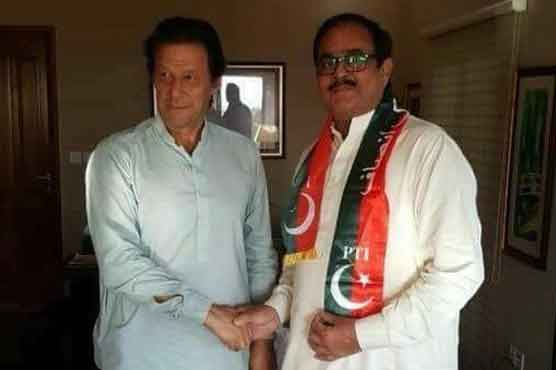 Farooq Bandiyal expelled from PTI soon after he joined it