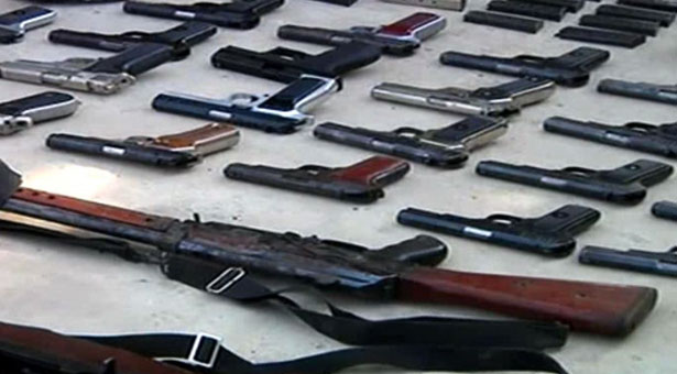 Interior ministry lifts ban on issuing arms licenses