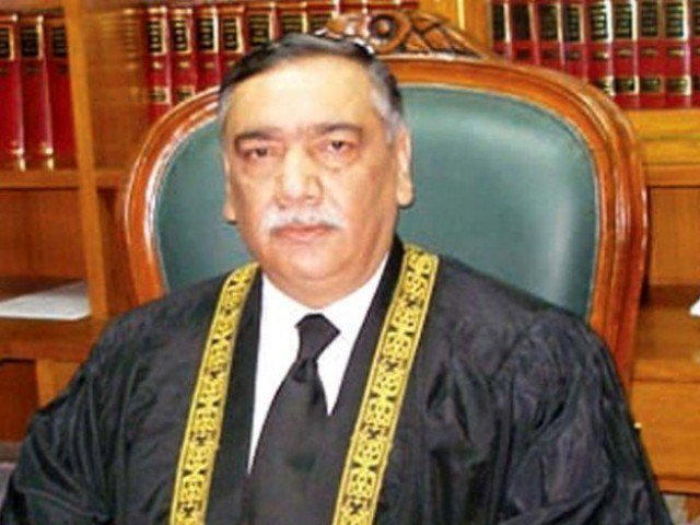 Justice Asif Saeed Khosa