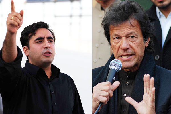 PPP, PTI all set to hold public rallies in Karachi today