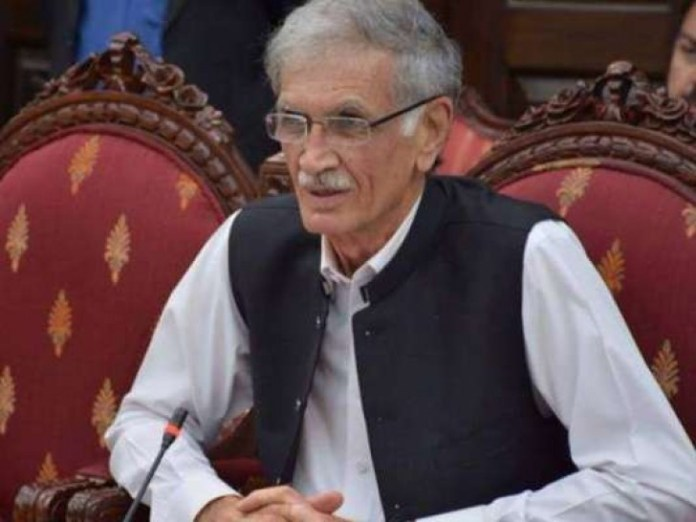 PM Imran took strict decisions to save economy from collapse: Khattak