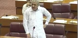 Qureshi slams Nawaz for leveling baseless allegations