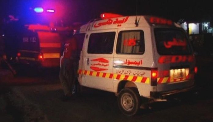 Fire at leather warehouse kill four in Lahore