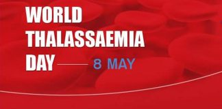 World Thalassaemia Day being observed across the globe today