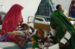 Two children die of malnutrition in Mithi