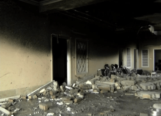 Five of single family killed in explosion at Peshawar hotel