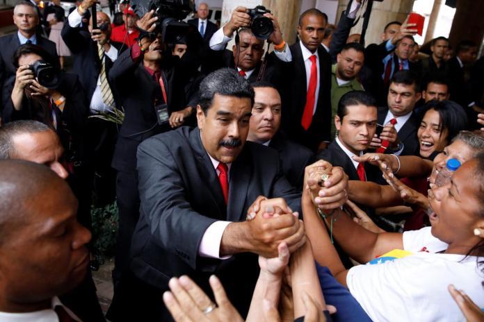 Venezuela expels U.S. envoys in response to sanctions
