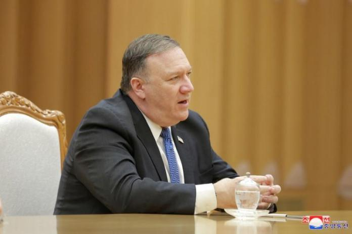 Pompeo to immediately pursue talks with allies on Iran: U.S. officials