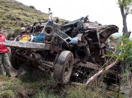 Nine dead as jeep plunges into deep ravine in Balakot