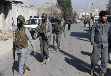 Eight policemen killed in 2 attacks in Afghanistan