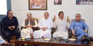 Imran Khan forms committees to address workers' grievances over party tickets
