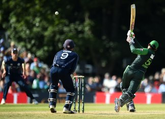 Pakistan defeat Scotland by 48 runs in first T20I