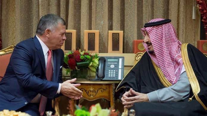 Saudis host four-nation meeting over Jordan crisis