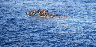 At least 60 dead as migrant boat sinks in Mediterranean sea: survivors