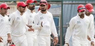 History-making Afghanistan get rough introduction to Test cricket
