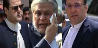 NAB to bring Dar, Hassan, Hussain through Interpol