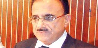 Khyber Pakhtunkhwa CM asks voters to cast votes sans fear