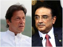 Nomination papers of Zardari, Imran challenged in Nawabshah, Lahore