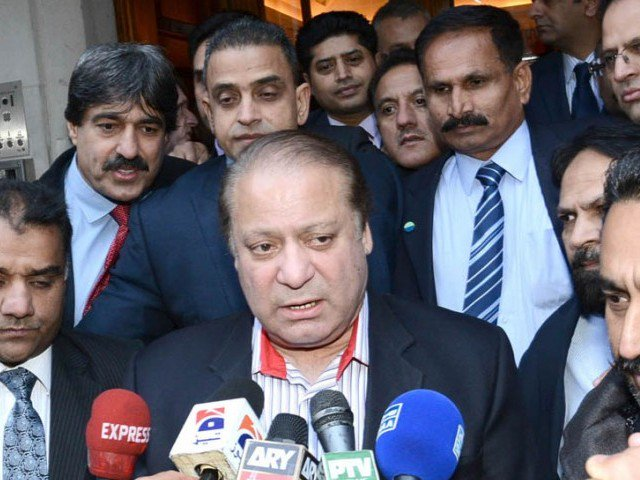 Pre-poll rigging always produced negative results: Nawaz Sharif