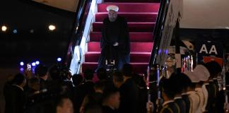 Iran's Rouhani criticizes U.S. 'unilateralism' over nuclear deal