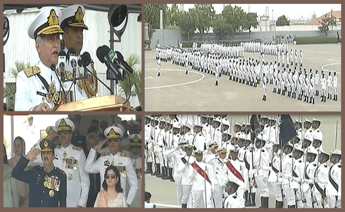 Our desire for peace must not be misunderstood with weakness: Naval Chief