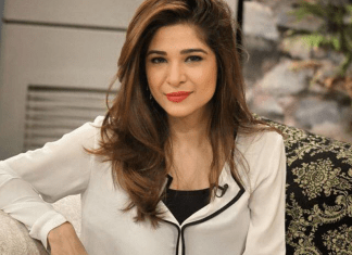 Ayesha Omar lauds young filmmakers' role for film industry's revival