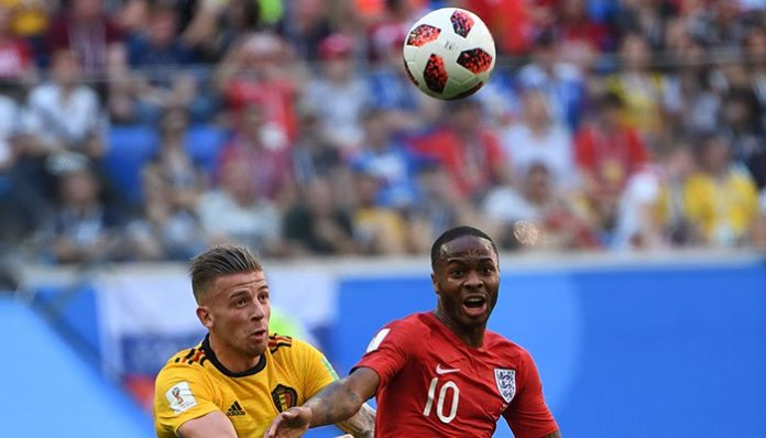 Belgium beat England 2-0 in World Cup third-place playoff