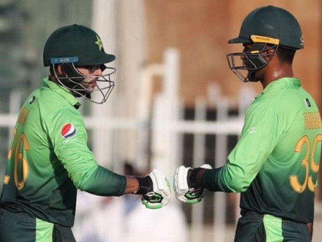 Fakhar leads Pakistan to 364/4 against Zimbabwe