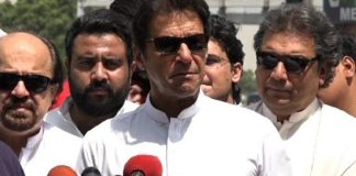 Imran Khan links Pakistan's progress with development in Karachi