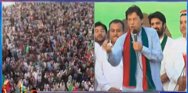 Imran Khan says powerful held accountable for first time in Pakistan
