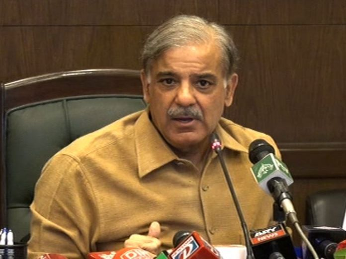 Shehbaz urges India to refrain from plunging region into war