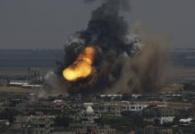 Deadly Israeli strikes pound Gaza after soldier killed
