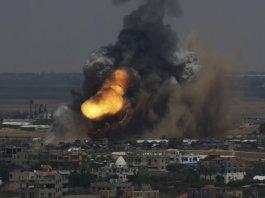Deadly Israeli strikes pound Gaza after soldier killed