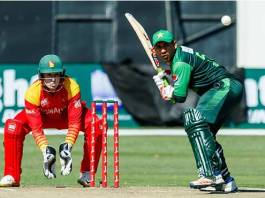 Pakistan, Zimbabwe to lock horns in fourth ODI | Khyber News