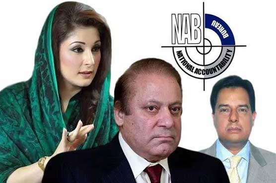 IHC serves notices on NAB in Sharif family's appeals