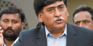 Afaq Ahmad resign from MQM-Haqiqi chairmanship