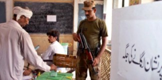 Polling for general elections 2018 commences across country