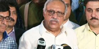 No rigging complaint received to ECP so far: Babar Yaqub