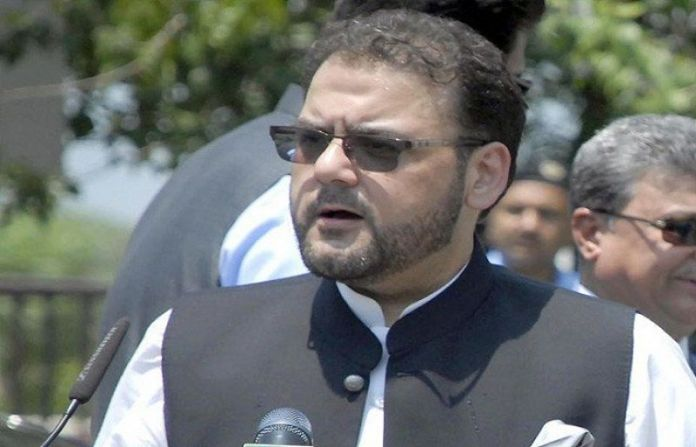 Nawaz Sharif not given basic rights in jail, complains Hussain Nawaz